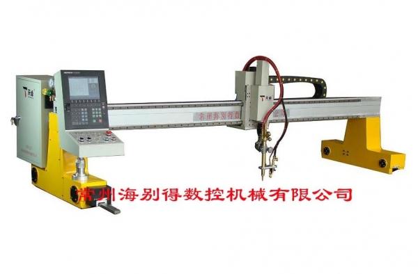 龙门数控切割机-(HBD-6000X10000)